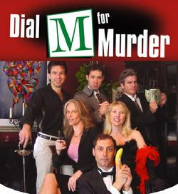 murder mystery dinner show mysteries theatre party planner event planning birthday aniversary holiday team building