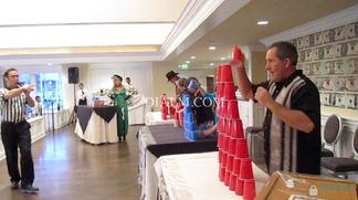 minute to win it game show, game shows, los angeles game show, team building game show.