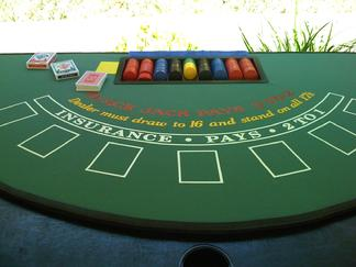 Casino Night Party Rentals Los Angeles