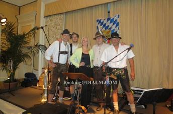 Authentic German Oompa Oktoberfest Bands #DIALM Los Angeles Event Planner