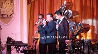 Rat Pack and Several Tribute Bands #DIALM Los Angeles Event Planner Frank Sinatra Dean Martin Sammy Davis