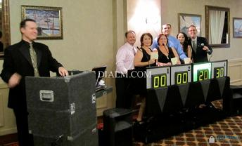 trivia mania game show game shows team building #DIALM los angeles las vegas event planner