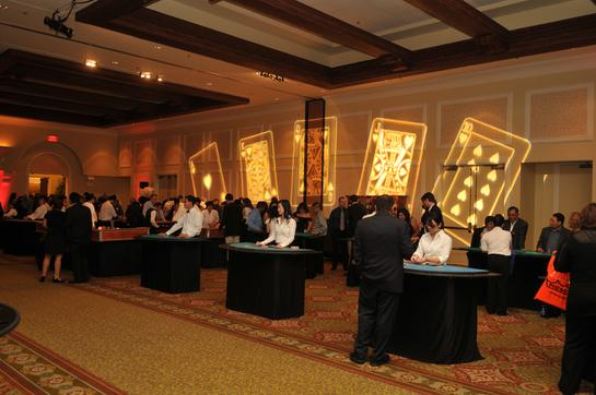 Casino parties, casino equipment, black jack tables, casino dealers, casino theme parties, casino rentals